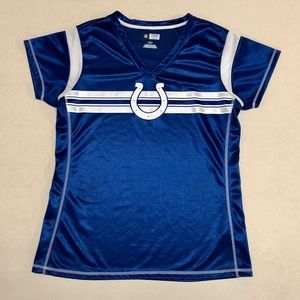 Indianapolis Colts - NFL Women's Fashion Tee 💙